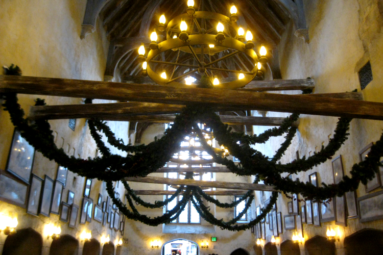 The Leaky Cauldron Christmas