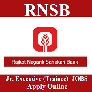 Rajkot Nagarik Sahakari Bank, RNSB, RNSB Answer Key, Answer Key, rnsb logo