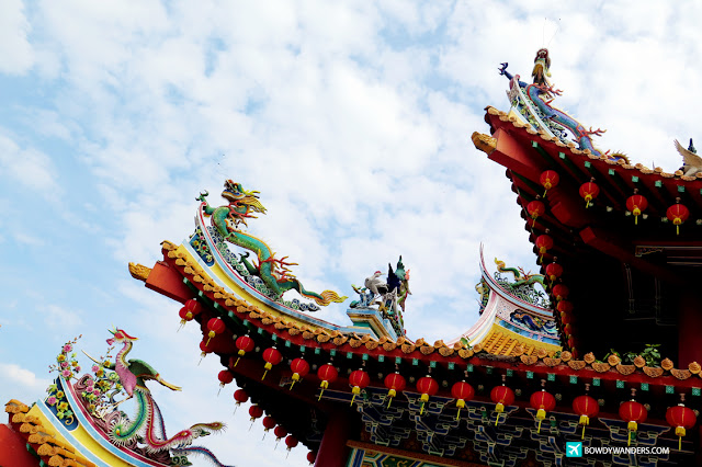 bowdywanders.com Singapore Travel Blog Philippines Photo :: Malaysia :: Thean Hou Temple: Malaysia's Greatest Chinese Architectural Masterwork
