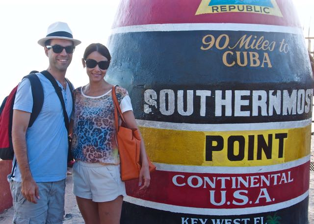 90 miles to Cuba