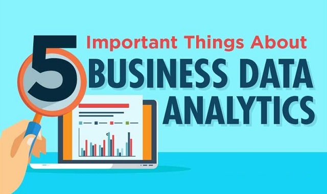 5 Important Things About Business Data Analytics