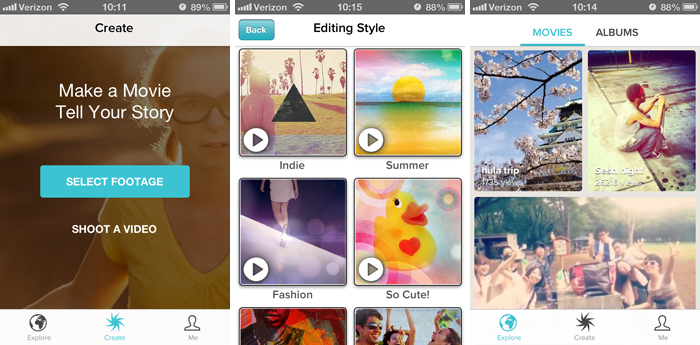 Magisto magical video editor download for pc