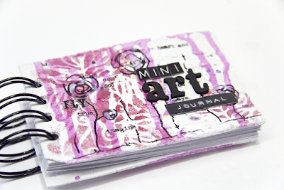 Mini Art Journal