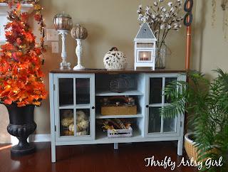 http://thriftyartsygirl.blogspot.com/2015/10/diy-big-box-store-furniture-makeover.html