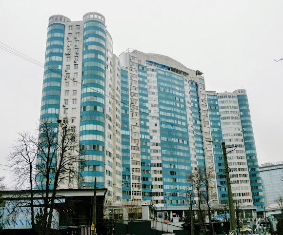 Одеса. Житловий комплекс «Пальміра»