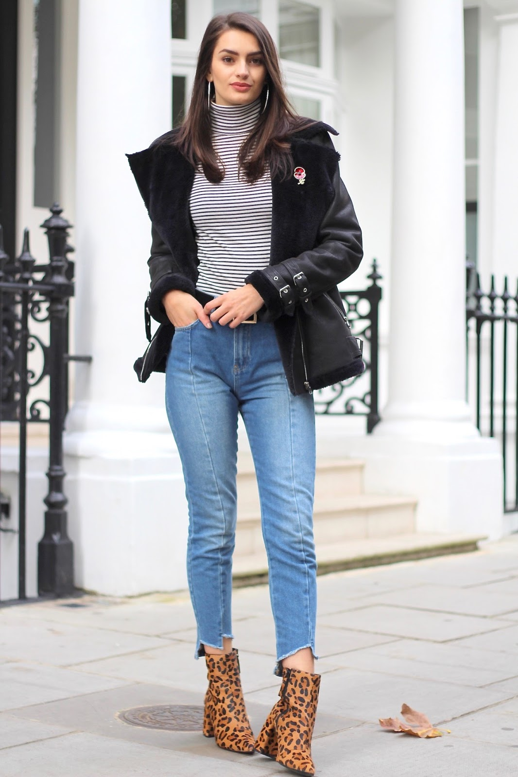 peexo autumn style blogger mismatch