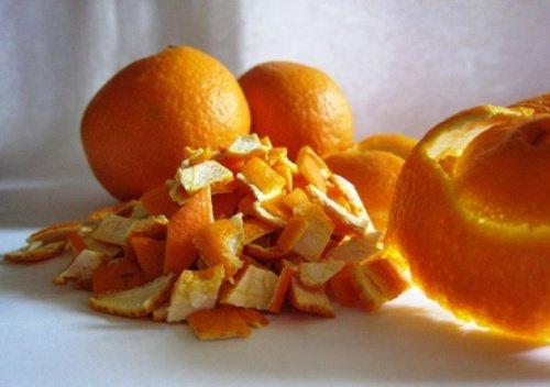 Bienfaits de la peau d'orange