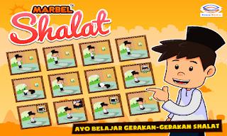 Games Android Untuk Pendidikan Islami Anak Belajar Agama belajar shalat