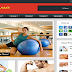 How To Setup Fitness Mag Blogger Templates