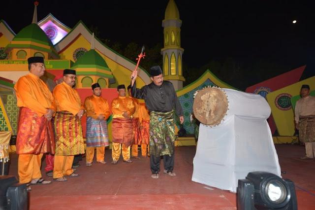 MTQ X Karimun, Nurdin: Berkahi Negeri Dengan Al-Qur'an