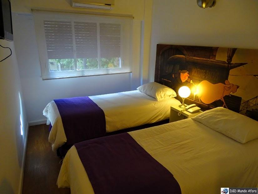 Hotel Infinito - Hotéis em Buenos Aires: onde ficar
