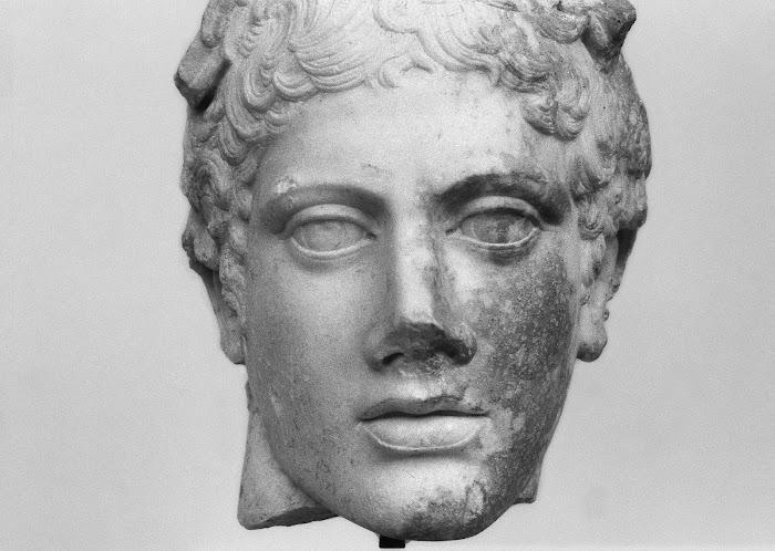Berlin, Pergamon Museum, Pergame, Speerträgers, porteur de lance, © L. Gigout, 1990