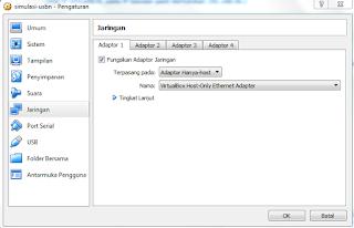 Cara Install Server UAMBNBK dan USBNBK Agar Bisa Jadi Server dan Client