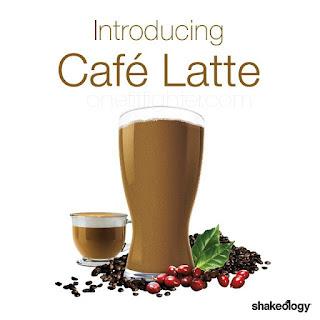 new shakeology, shakeology coffee, shakeology cafe latter, katy ursta