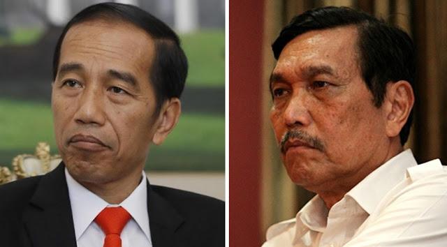 Presiden Jokowi: Saya Tak Pernah Keluarkan Izin untuk Reklamasi, Luhut Sendirian?