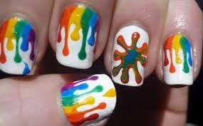fotos de  uñas decoradas - diseño - decoracion y modelos con imagenes