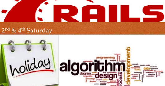 Applied Rails: An Algorithmic Perspective