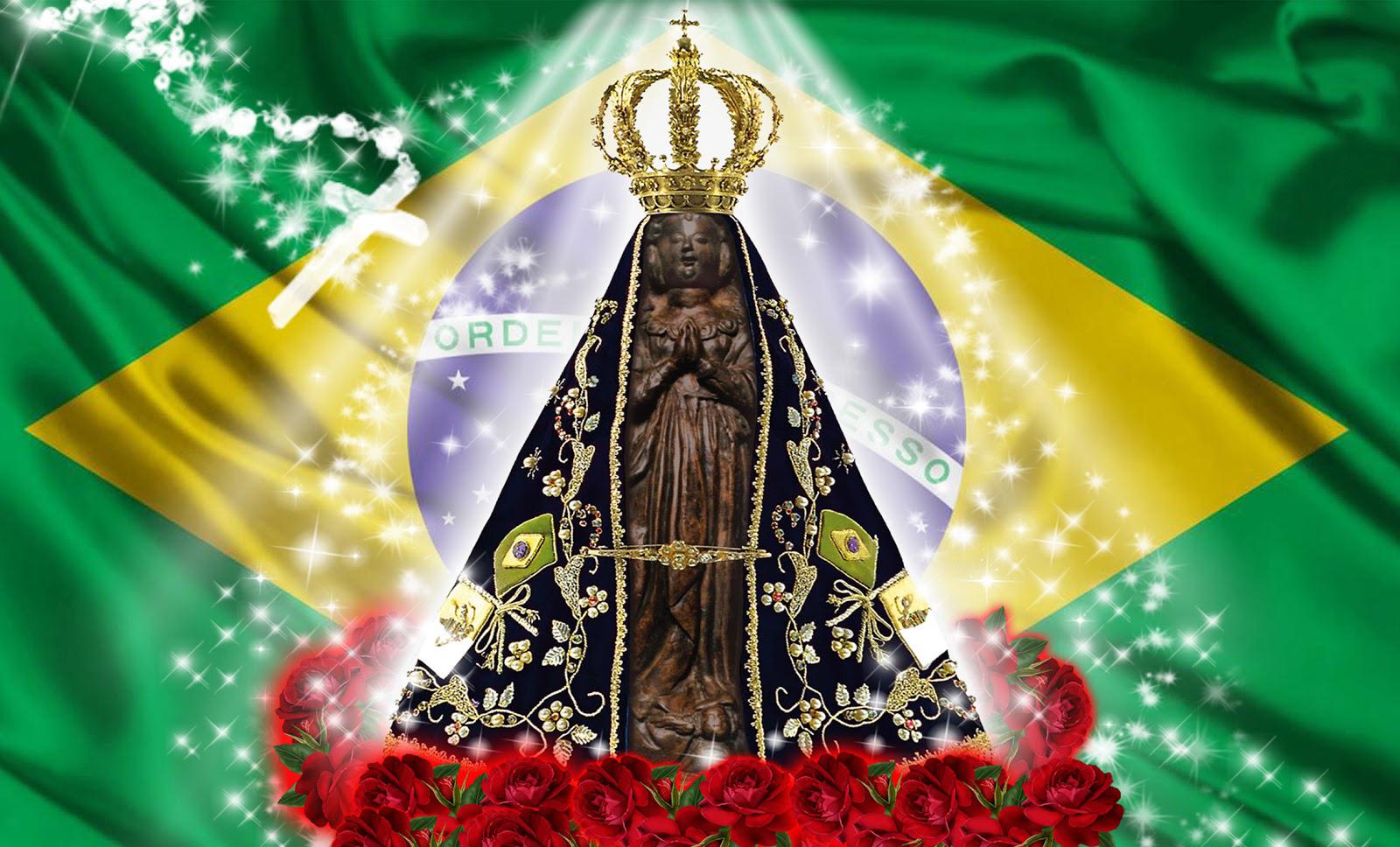 No Dia De Nossa Senhora Aparecida Reze à Padroeira Do: Conheça A História De Nossa Senhora Da Conceição Aparecida