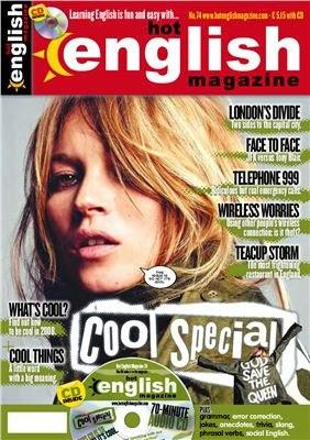 Hot English Magazine - Number 74