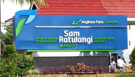 Cara Menghubungi Bandar Udara Sam Ratulangi Manado 24 Jam