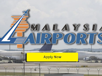 Jawatan Kosong di Malaysia Airports Holding Berhad - Pelbagai Jawatan Dibuka