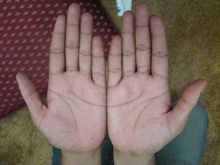 The Horizontal Rekhas Of The Thumb Palmistry