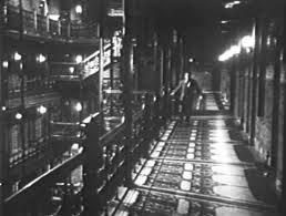 Deserted warehouse D.O.A. 1950 movieloversreviews.filminspector.com