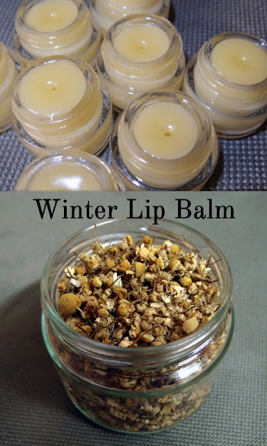 eight acres: winter lip balm