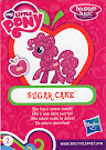 My Little Pony Wave 14 Sugar Cake Blind Bag Card