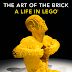 Art of the Brick, A Life in LEGO. Nathan Sawaya