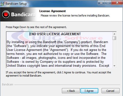 Bandicam Full Version - UBG Software