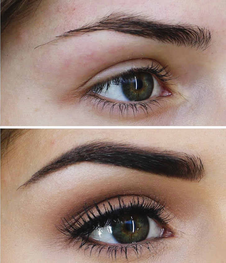 BEAUTY | How To Fill In Dark Eyebrows - Stelly Blog