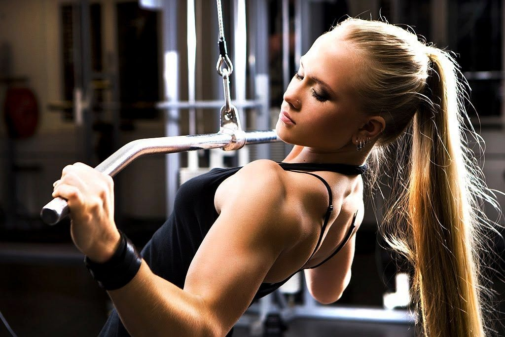 Most Amazing Facts About Strong Girls Have A High Sexy Appeal