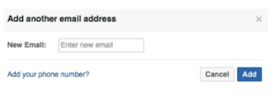 Begini Cara Mengubah Alamat Email Di akun Facebook