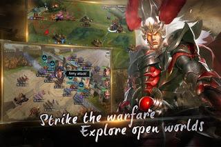 Three Kingdoms: Dinasti Perang Apk Mod for Android