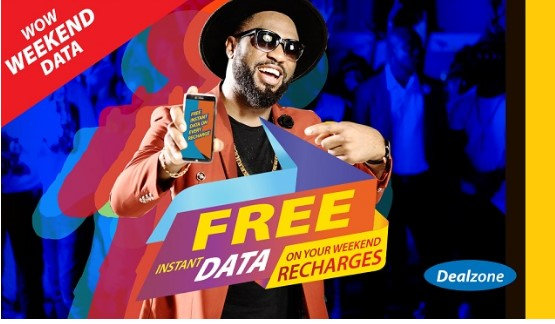 Get Free 1GB data every weekend on MTN - Inforisticblog