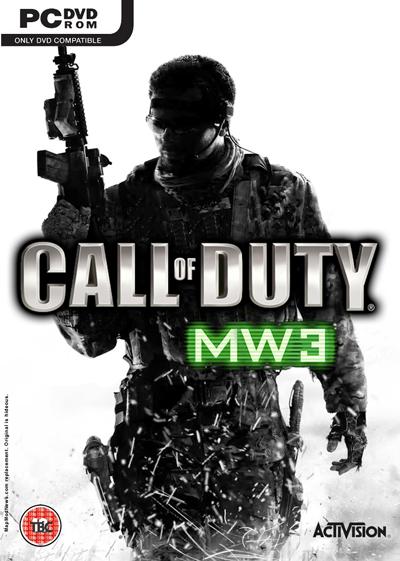 Call of Duty Modern Warfare 3 PC Repack