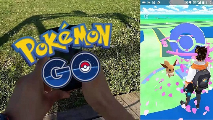 gameplay pokemon go