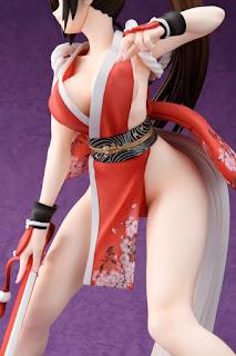 "Figuras: Abierto preorder de Mai Shiranui de ""The King of Fighters XIV"" - AMAKUNI & Hobby Japan"