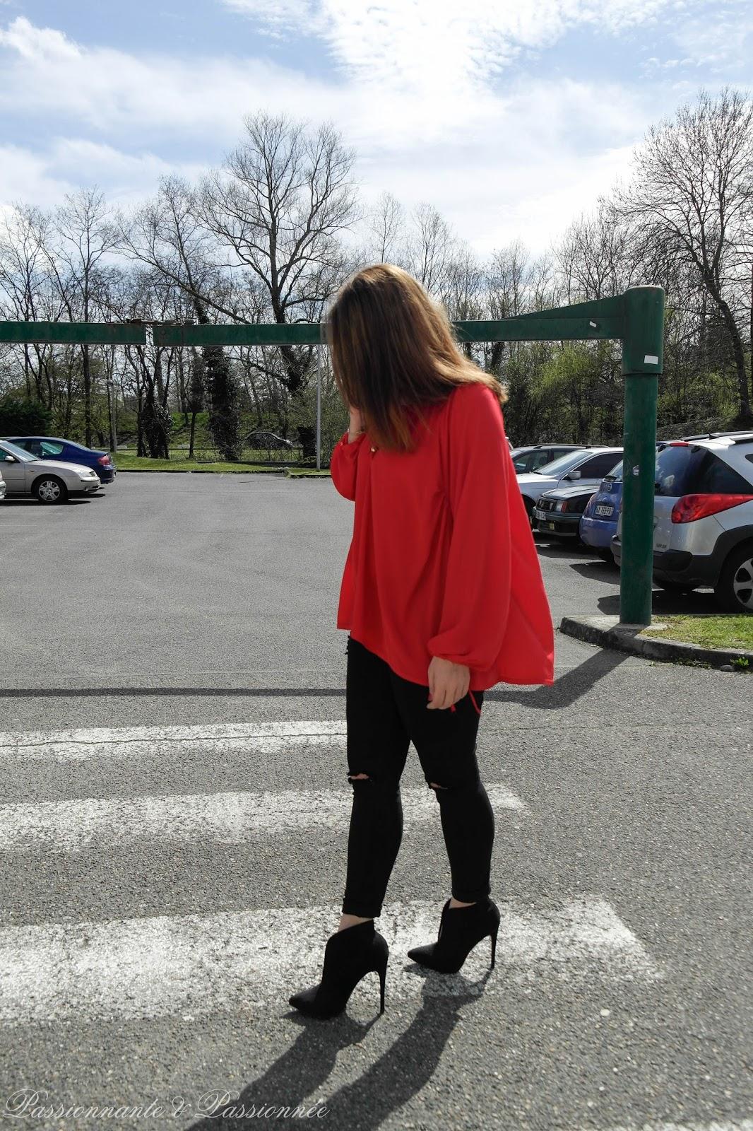blouse babou