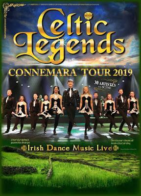 A l'occasion de leur 15ème anniversaire, les Celtic Legends ont décidé de migrer en France. Enfin, en tournée, quoi. #LACN
