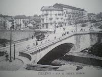 Ponte Mosca foto d'epoca