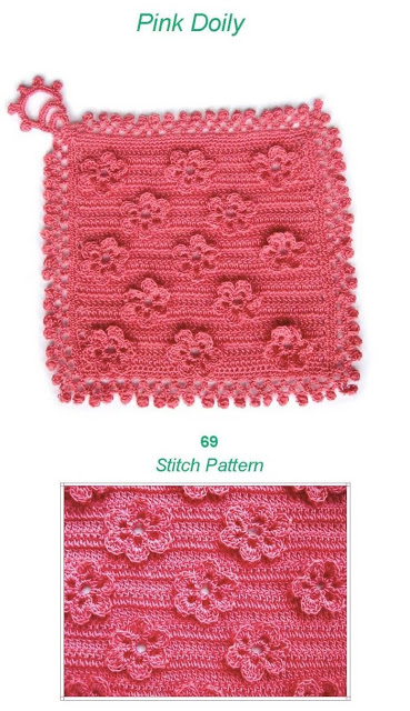 crochet stitches step by step instructions