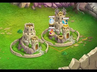 Duas Incubadoras no Dragon City?