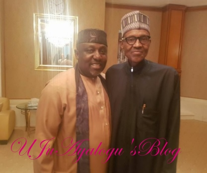 'I've not dropped my ambition to be a president but If Buhari decides to run in 2019, I'll support him' – Rochas Okorocha