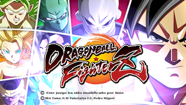 Descarga Dragon Ball Fighter Z Mobile (Tap Battle MOD) Para Android - Smartphone o Tablet
