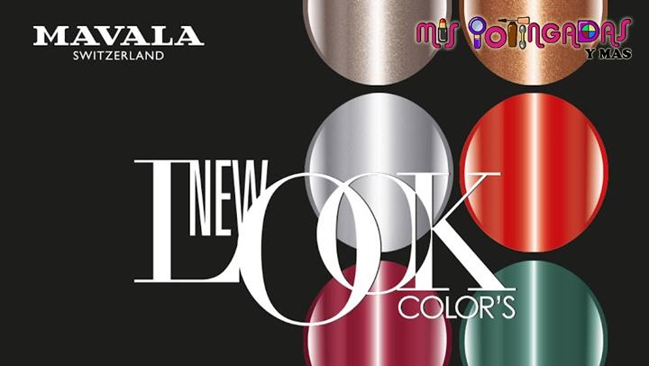 Review | Colección New Look de Mavala | Colaboración