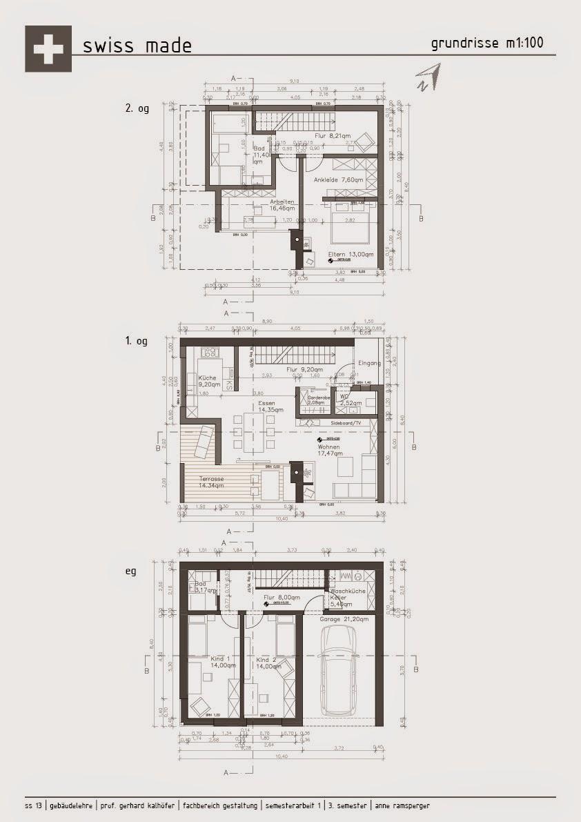 interiar entwurf hanghaus. Black Bedroom Furniture Sets. Home Design Ideas