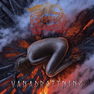 "Grimner - ""Freja Vakar"" (audio) from the album ""Vanadrottning"""