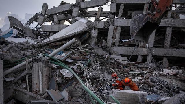 Polri Cari Penanggungjawab Hilangnya Alat Deteksi Tsunami di Palu